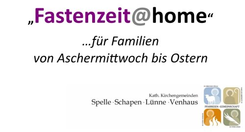 Fastenzeit@home
